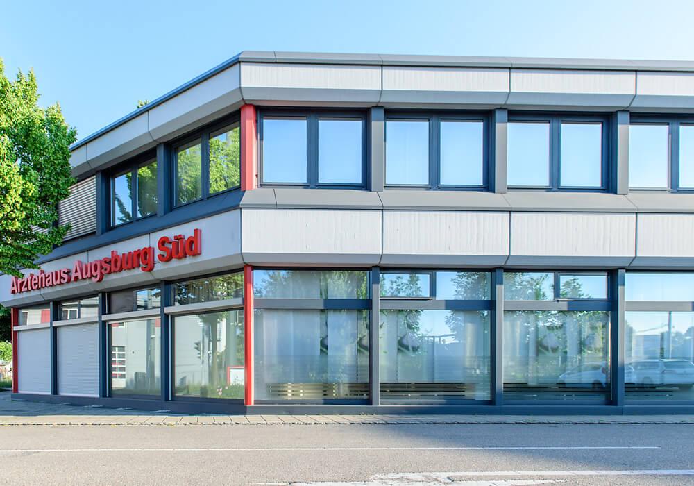 Ärztehaus Augsburg Süd