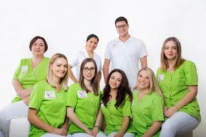 Praxisteam Zahnarztpraxis Klauser von Frau Dr. Tatjana Klauser